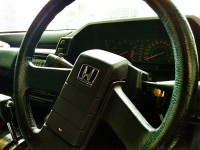 RE-GARAGE_Honda_prelude_1985_steering_wheel