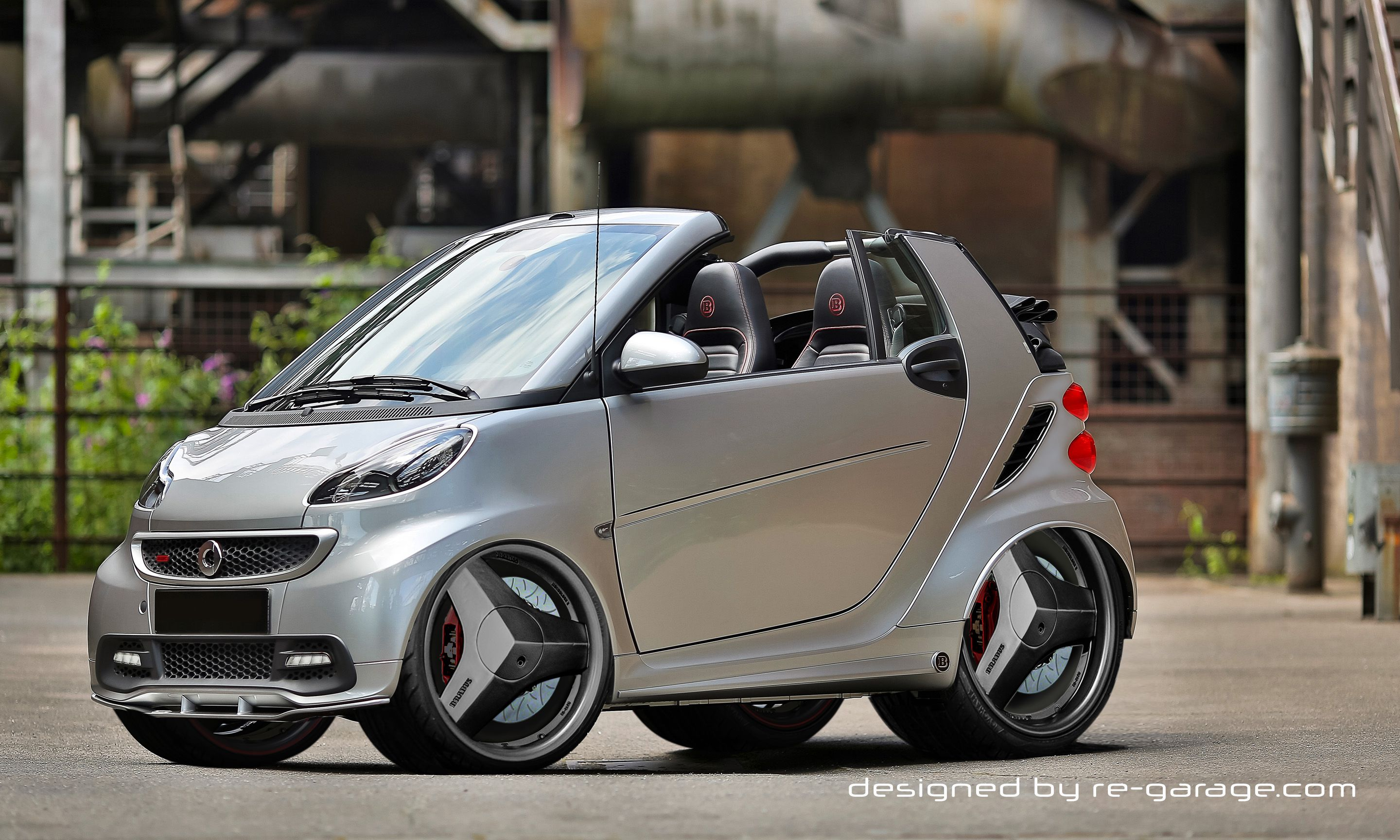 smart-Brabus-10th-anniversary re-garage